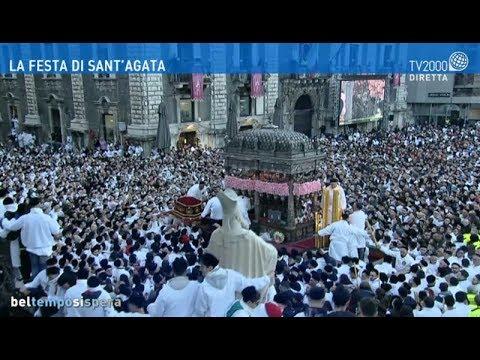 La festa di Sant'Agata raccontata da Enrico Selleri