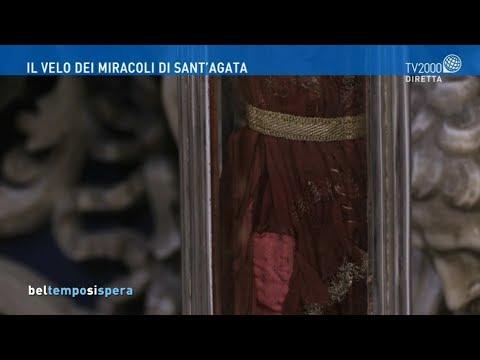 Il velo dei miracoli di Sant'Agata